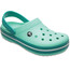 Crocs Crocband Clogs Unisex New Mint/Tropical Teal